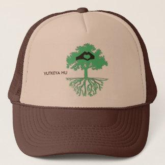 YUTKEYA HU TRUCKER HAT