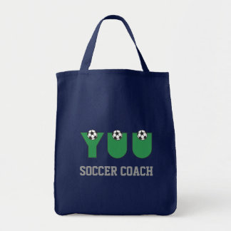 Yuu in Soccer Green Tote Bags