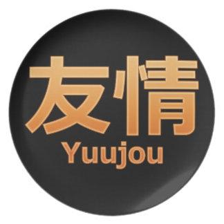 Yuujou (Friendship) Party Plates