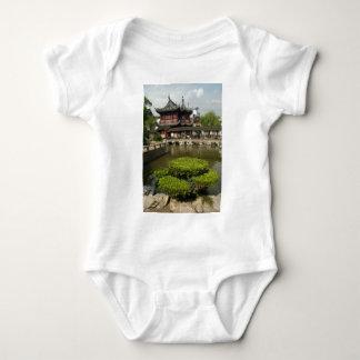 Yuyan garden, Shanghai, China Baby Bodysuit