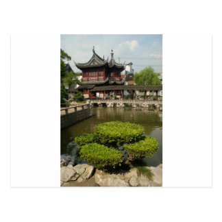 Yuyan garden, Shanghai, China Postcard