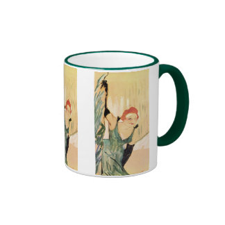 Yvette Guilbert, Henri de Toulouse-Lautrec Coffee Mug