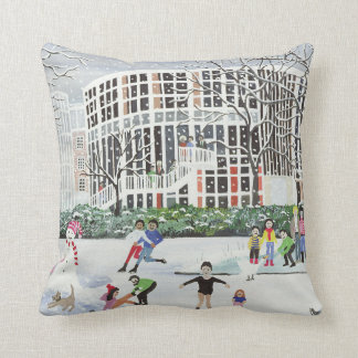 Yvonne Arnaud Theatre Cushion