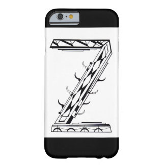 """Z"" BARELY THERE iPhone 6 CASE"