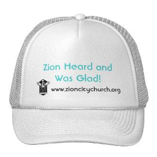 Z Cap Trucker Hat