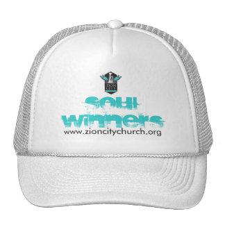 Z Cap with Logo Trucker Hat