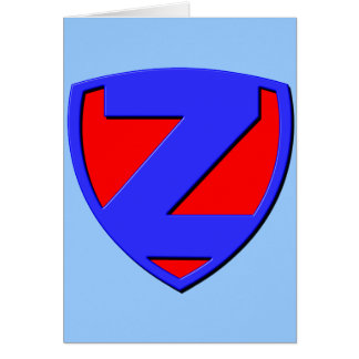 Z GREETING CARDS