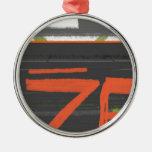 Z Eight Ornament