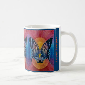 Z is for Zebra by Kathy Morrow Coffee Mug