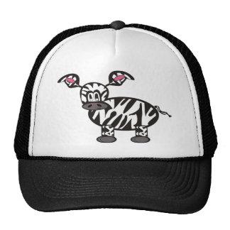 Z is for Zebra Cap