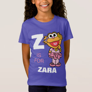 Z is for Zoe Shirts