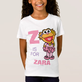 Z is for Zoe T Shirt