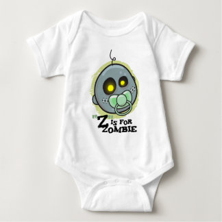 """""""Z"""" is for Zombie (baby boys) Tshirts"""