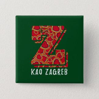 Z kao Zagreb Croatian Badge