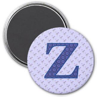 Z FRIDGE MAGNETS