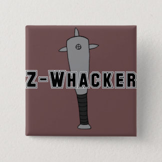 Z Nation - Z Whacker 15 Cm Square Badge