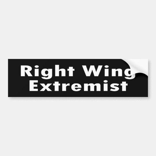 Z_right_wing2 Bumper Sticker