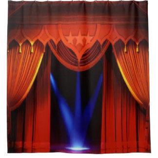 z Stage Shower Curtain