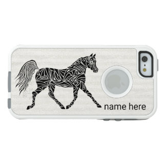 Z Tribal Horse Trotting Arabian iphoneSE Cool Art OtterBox iPhone 5/5s/SE Case