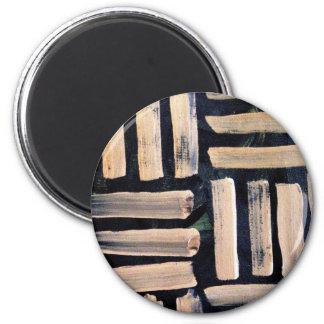 Za4 022 6 cm round magnet