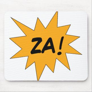 ZA! MOUSE PAD
