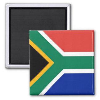 ZA - South Africa - Flag Magnet