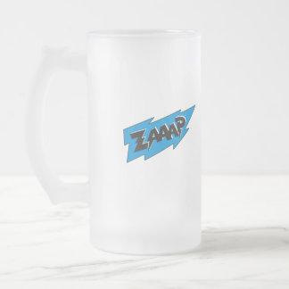 Zaaap Cartoon Bang Splat Mugs