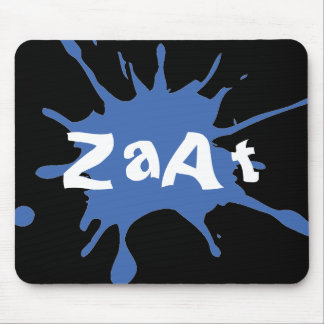 ZaAt Mouse Pad