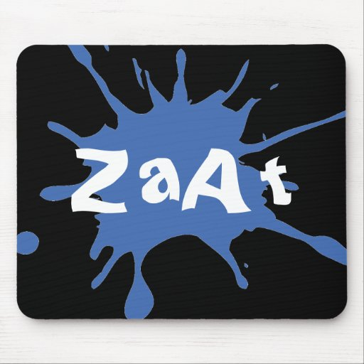 ZaAt Mouse Pad
