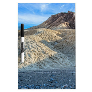 Zabriskie Point Area Photo Dry Erase Whiteboards
