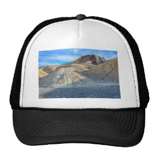 Zabriskie Point Area Photo Mesh Hats