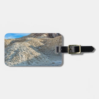 Zabriskie Point Area Photo Travel Bag Tags