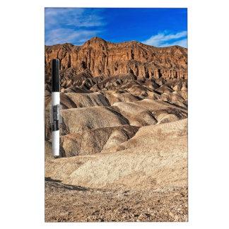 Zabriskie Point Badlands View Dry-Erase Boards
