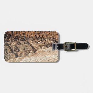 Zabriskie Point Badlands View Tags For Bags