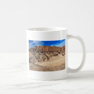 Zabriskie Point Badlands View Coffee Mug