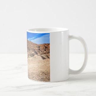 Zabriskie Point Badlands View Mugs