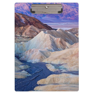 Zabriskie Point Before Dawn Clipboard