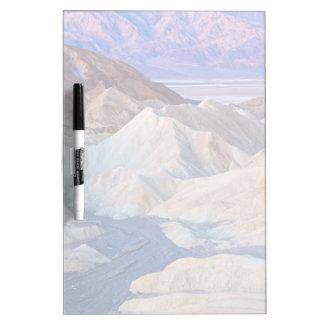 Zabriskie Point Before Dawn Dry Erase Board