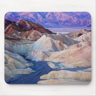 Zabriskie Point Before Dawn Mouse Pad