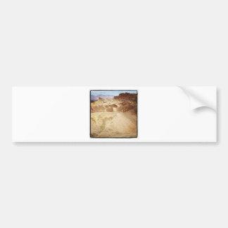 Zabriskie Point Bumper Sticker