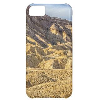 Zabriskie Point (Close-Up) iPhone 5C Cases