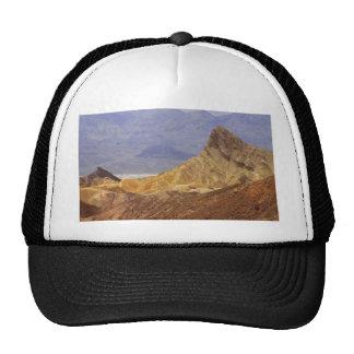 Zabriskie Point Death Valley Deserts Hat