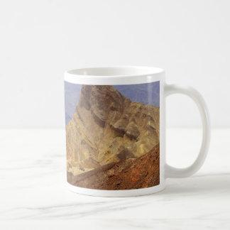 Zabriskie Point Death Valley Deserts Coffee Mugs