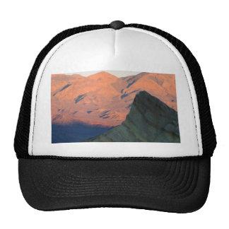 Zabriskie Point Death Valley Mesh Hat