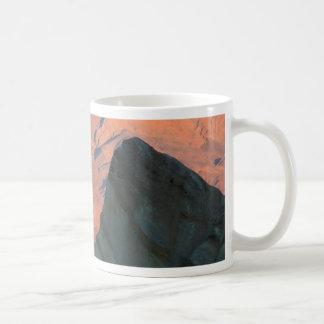 Zabriskie Point Death Valley Mug