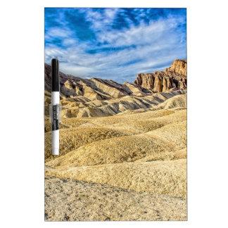 Zabriskie Point Dry-Erase Board