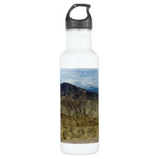 Zabriskie Point in Death Valley California 710 Ml Water Bottle