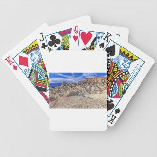 Zabriskie Point Panorama jpg Card Deck