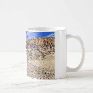 Zabriskie Point Panorama.jpg Coffee Mugs