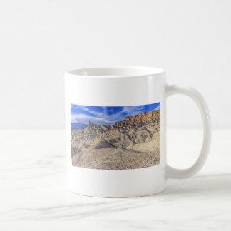 Zabriskie Point Panorama.jpg Coffee Mug
